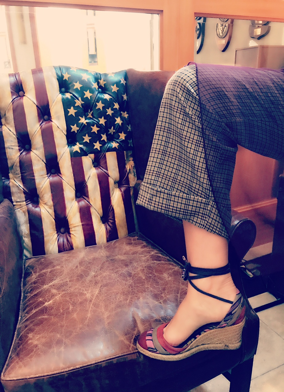 STYLE IT THREE WAYS: THE CHECKED PANTS